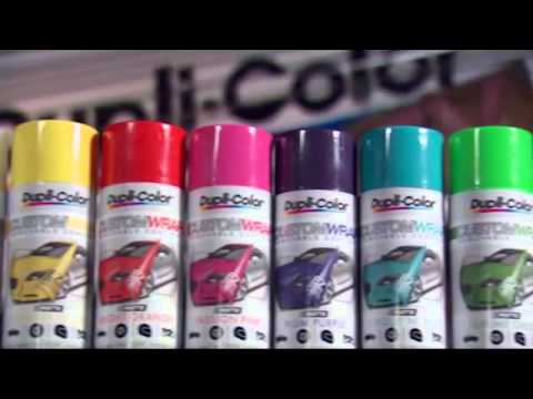 Dupli-Color-Custom Wrap Metallics - YouTube