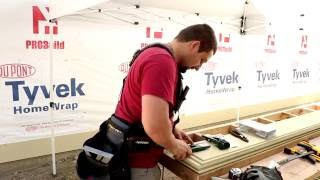 How to install hardie plank siding #26A Doing It Dan's Way