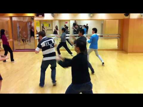 GCL Stupid Cupid Dance 8-2-2012 #2