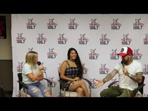 None - Nina Blanco interviews AJ McLean