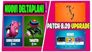 NEW PATCH UPDATE 8.20 FORTNITE EXPLOSIVE ARC