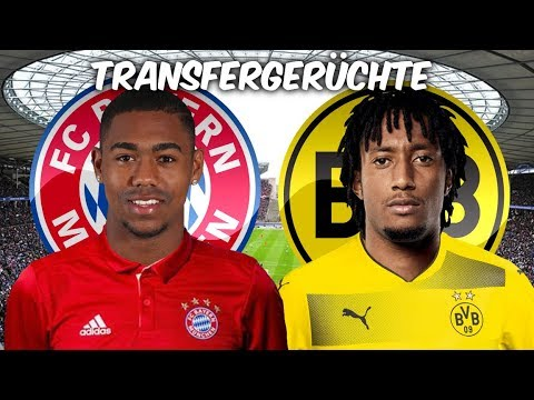 Malcom jetzt doch zu Bayern ? | Martins zum BVB ...