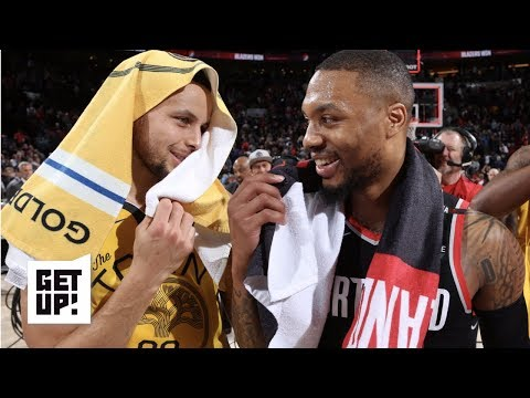 Warriors vs. Blazers will be a battle of the backcourts   Get Up!
