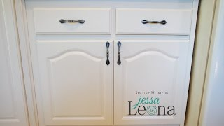 Adjustable Safety Strap & Magnetic Cabinet Locks Removal - Secure Home by Jessa Leona