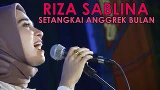 Riza Sablina - Setangkai Anggrek Bulan [Broery Pesulima & Emilia Contessa]