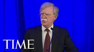 John Bolton Announced United States Will Not Cooperate With The International Criminal Court | TIME