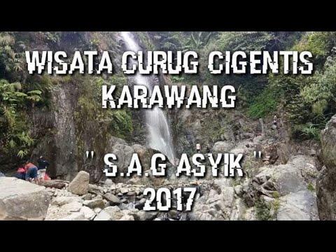 wisata-curug-cigentis-karawang-jawa-barat