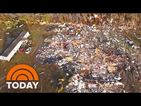 Deadly Tornadoes Kill At Least 18 As Severe Weather Slams Southern States | TODAY