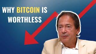 Billionaire John Paulson Warns Bitcoin is Going to $0 | Buy This Instead