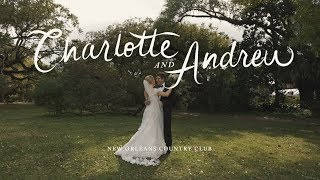 New Orleans Country Club Bride Film