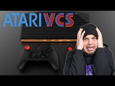 Atari VCS Gets DELAYED Until Late 2019 - I'M SHOCKED! | RGT 85