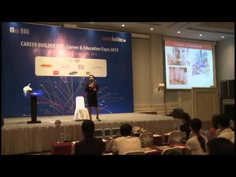 Career Builder Day 2013 - Tp. HCM - Bà Võ Thị Xuân Trang
