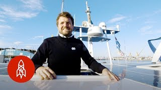 Sailing the World With Renewable Energy