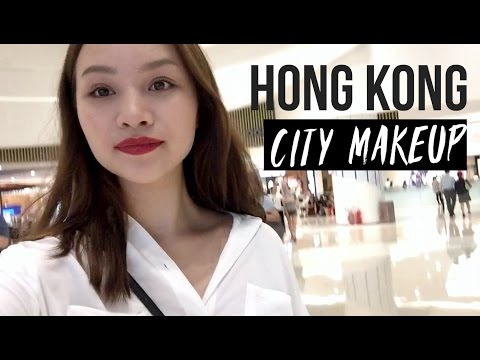 💖Heatproof City Makeup |  Hong Kong