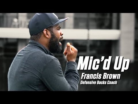 Baylor Football: Francis Brown Mic