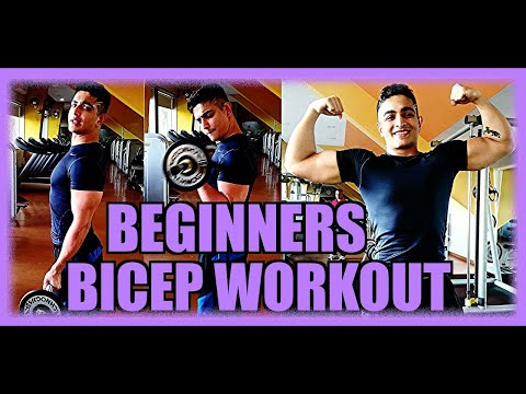 Bicep Workout for beginners - INDIAN MEN AND WOMEN - BeerBiceps Workout