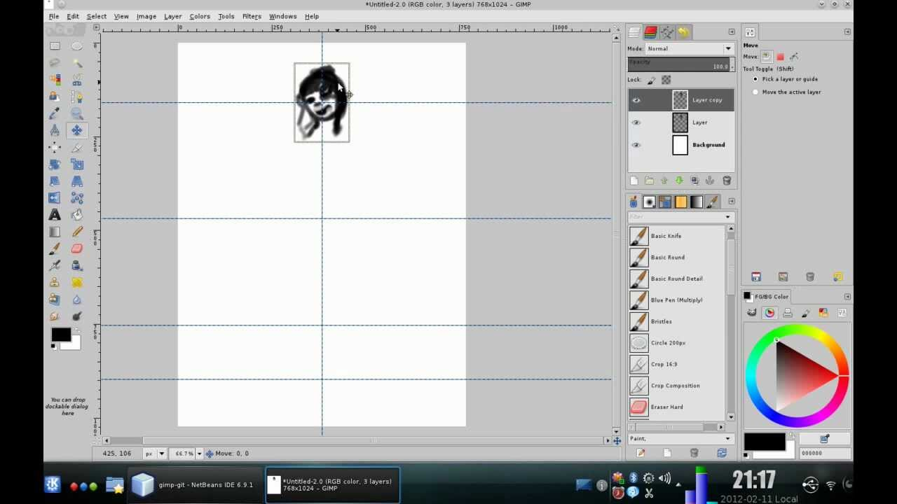 guides in gimp youtube rh youtube com gimp quick guide pdf Quick Start Guide