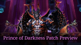 vuclip Blade & Soul: Prince of Darkness Patch Preview