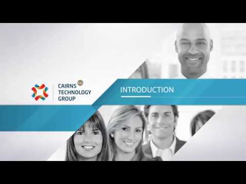 Cairns Technology Group - Corporate Video