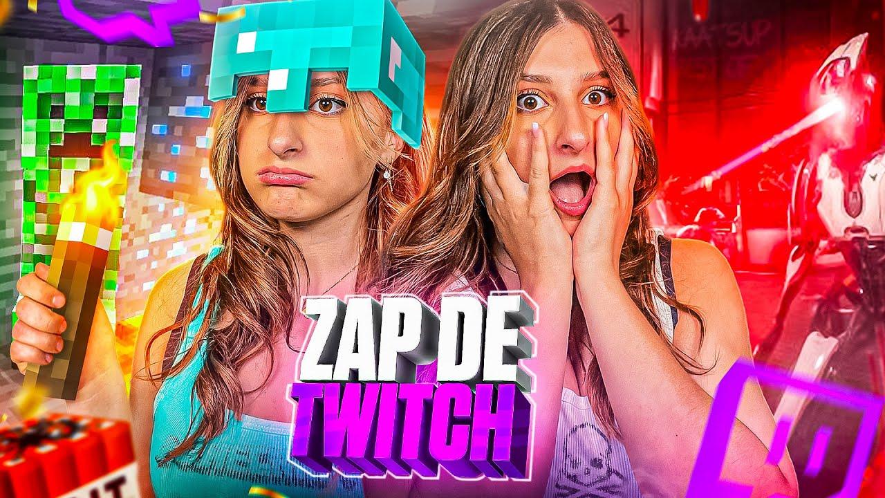 LE ZAP TWITCH ! ( attention vos oreilles )