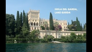 Isola del garda is the biggest island on lake garda. consists of untouched nature park, beautiful italian and english gardens t...