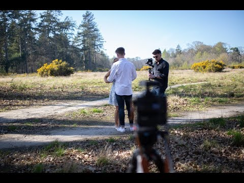 Behind the scenes of Photography & Videography working together on your Wedding Day