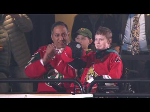 """Sens In 60 - Jonathan Pitre's """"Let's Play Hockey"""" Intro"""