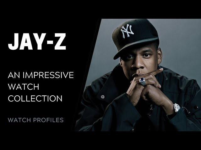 Jay-Z: An Impressive Watch Collection | SwissWatchExpo [Watch Collection]