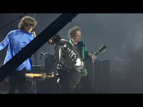 Jaime in the Morning! - The Rolling Stones Played Foxboro, MA Last Night and Were AMAZING!!
