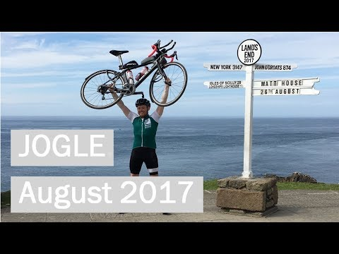 John O'Groats to Land's End August 2017
