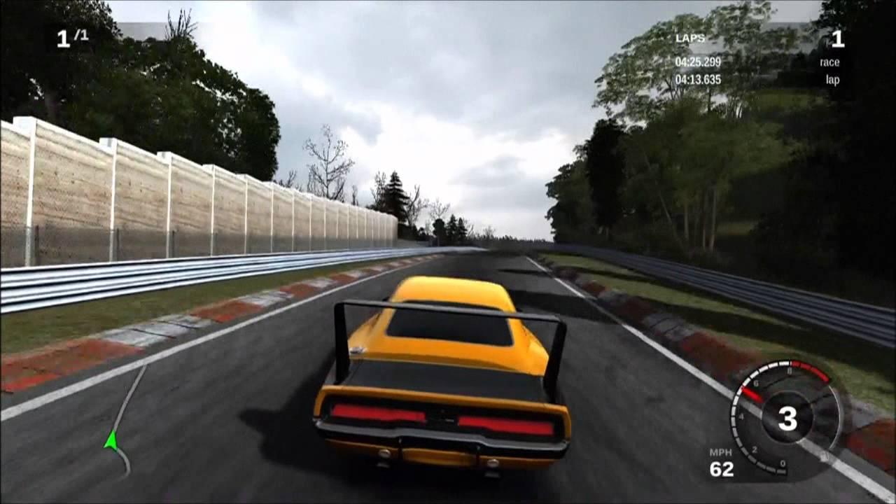 Forza Motorsport 3 1969 Dodge Daytona Charger At
