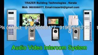 Trazer Building Technologies Kerala(product Details).avi