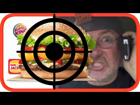 Burger King (Hungry Jacks) Angry Whopper Review | Impossible Mission