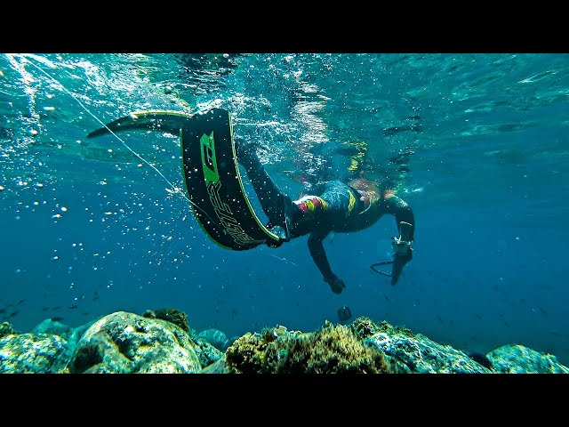 Spearfishing The Bay of Serenity |Spearfishing Life 🇬🇷