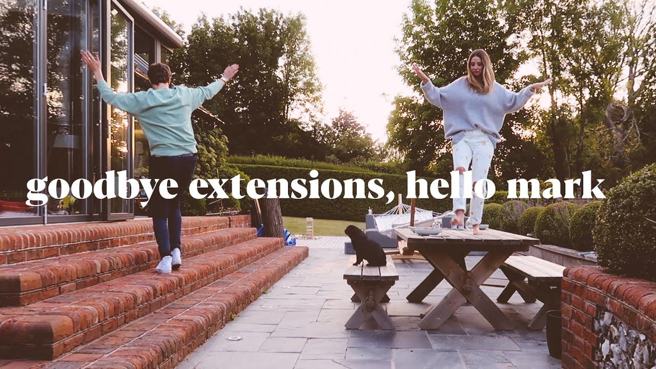 Goodbye Extensions, Hello Mark