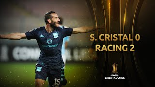 Sporting Cristal vs. Racing Club [0-2]   RESUMEN   Fecha 4   CONMEBOL Libertadores 2021