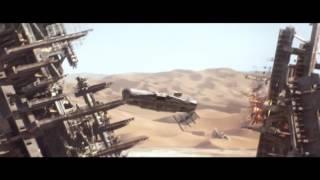 звездные войны пробуждение силы. новый трейлер