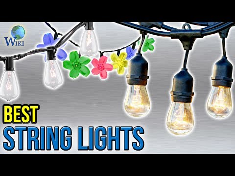 10 Best String Lights 2017