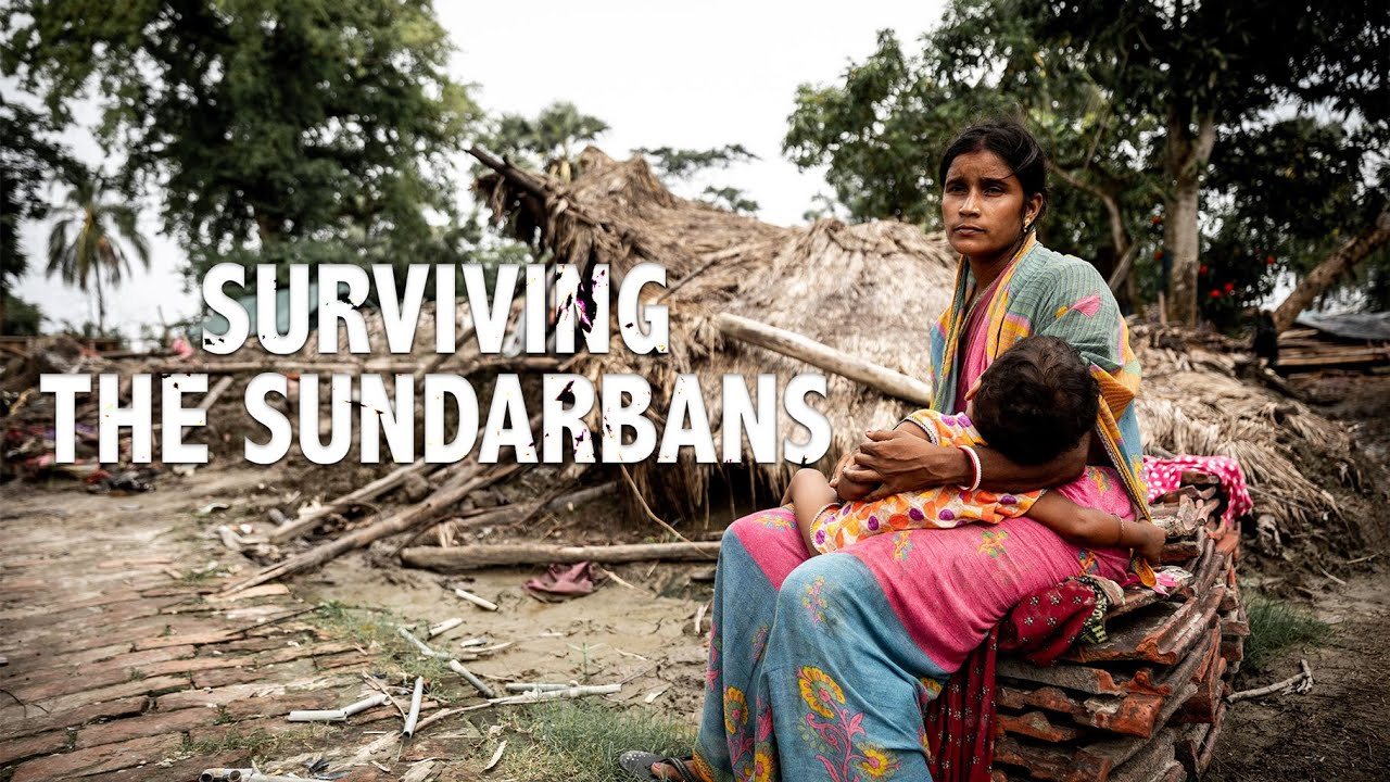 Download Surviving The Sundarbans: Homeless, to Homeless Again, The Tales of Climate Refugees | The Quint