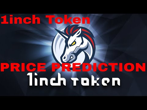 1inch Price Prediction 1inch Token Coin Crypto Binance Listing How high 1inch Dex Exchange