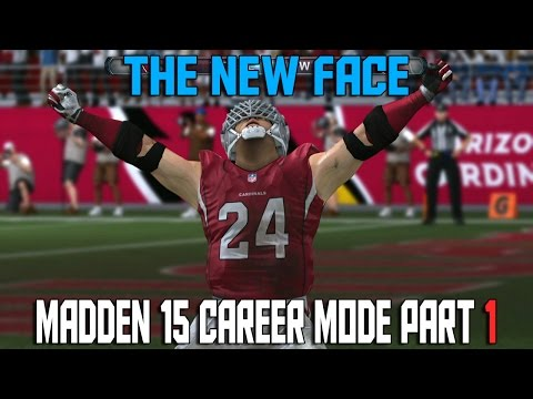 Madden NFL 15 Career Mode RB - Ep. 1 - WOO WOO - Madden 15 Connected Franchise Part 1