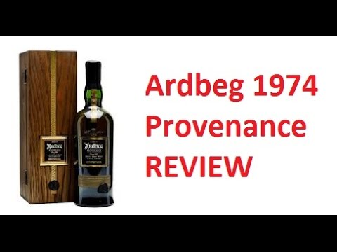 Whisky Review 46: Ardbeg 1974 Provenance