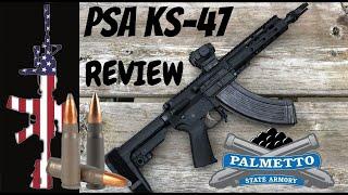PSA KS-47 REVIEW....AK + AR?