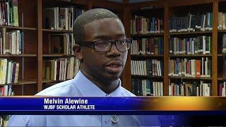 WJBF Scholar Athlete: Ridge Spring-Monetta's Melvin Alewine
