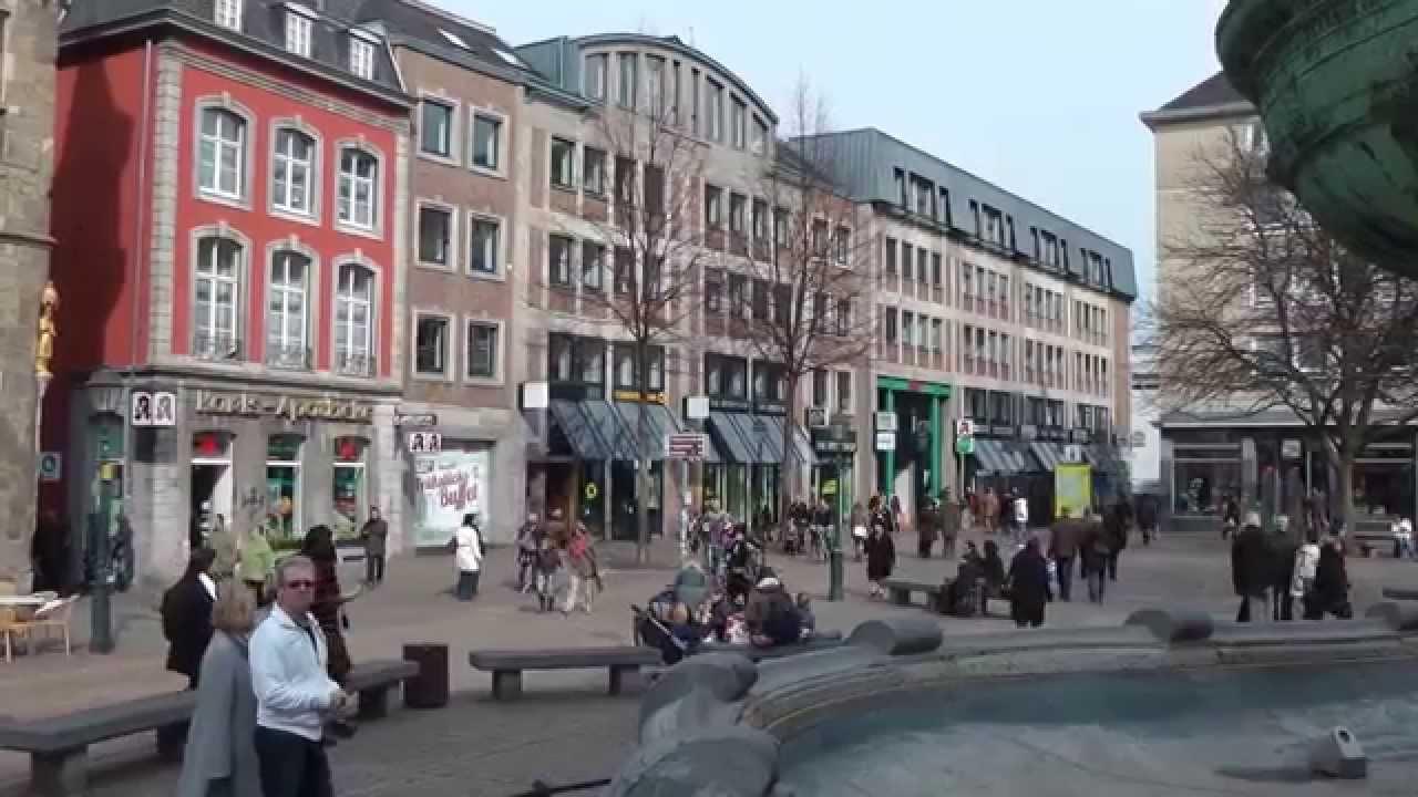 Closed Aachen