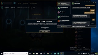 Lunatic Zero - League of Legends Casual play