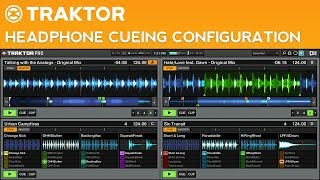 Traktor Pro 2 Tutorial: How to Set Up Headphone Cueing
