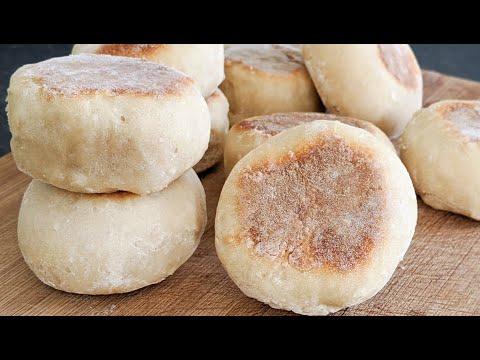 faire-son-pain-sans-four-a-la-poÊle-avec-3-ingrÉdients-/-recette-rapide-et-facile
