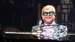 "Elton John ""I'm Still Standing"" live Sept 11 2018 Phialdelphia PA"