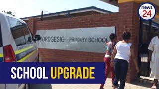 WATCH   First day of school at newly revamped Noordgesig Primary School